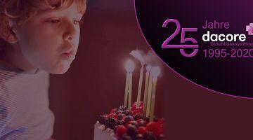 25 years dacore